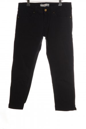 Zara Basic 3/4 Length Jeans black casual look
