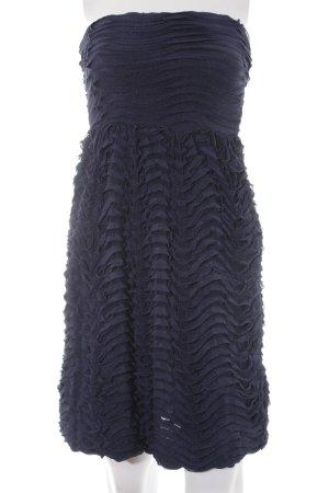 Zara Basic Abendkleid blau-dunkelblau Elegant