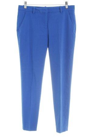 Zara Basic Pantalon de costume bleu style d'affaires