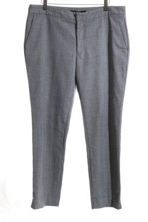 Zara Basic Suit Trouser light grey business style