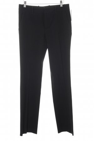 Zara Basic Suit Trouser black business style