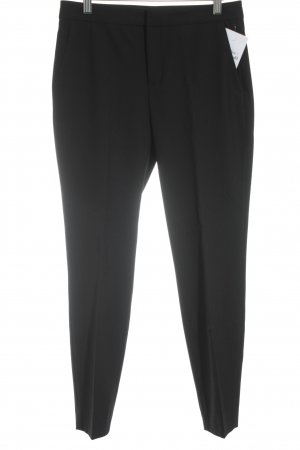 Zara Basic Suit Trouser black elegant