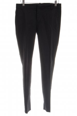 Zara Basic Pantalon zwart simpele stijl