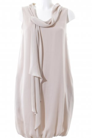 Zara Basic Robe ballon vieux rose élégant