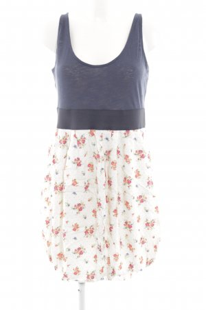 Zara Basic Ballonkleid Blumenmuster Casual-Look