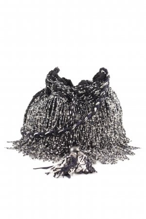 Zara Basic Sac seau noir élégant