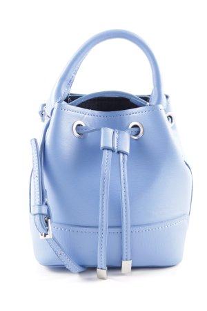 Zara Basic Buideltas korenblauw casual uitstraling