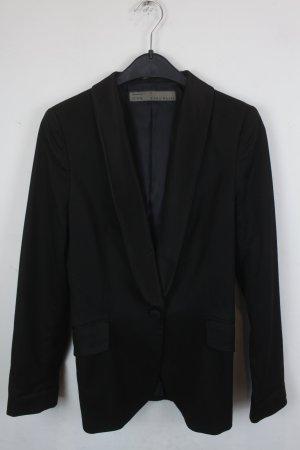 Zara Basic Blazer Gr. M schwarz (18/3/034)
