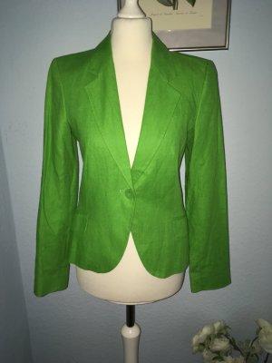 Zara Basic Blazer in perfekter grüner Farbe