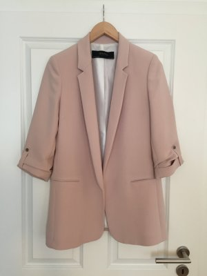 Zara Blazer long multicolore