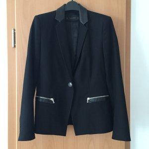 Zara Blazer noir polyester