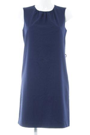 Zara Basic Bleistiftkleid dunkelblau