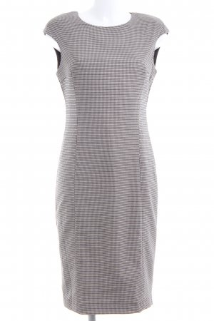 Zara Basic Bleistiftkleid hellgrau Elegant