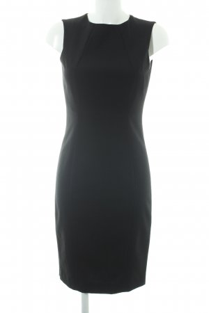 Zara Basic Bleistiftkleid schwarz Business-Look