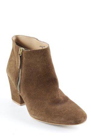 Zara Basic Booties mehrfarbig Street-Fashion-Look