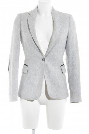 Zara Basic Boyfriend-Blazer mehrfarbig Business-Look