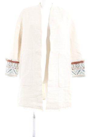 Zara Basic Cardigan Aztekenmuster Gypsy-Look