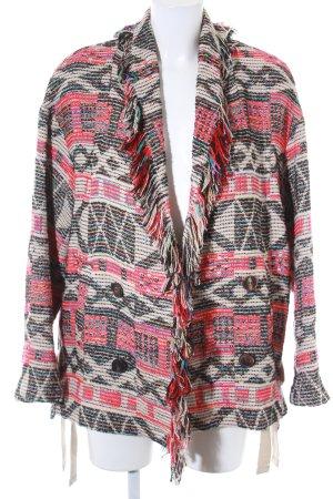 Zara Basic Cardigan Ethnomuster Casual-Look