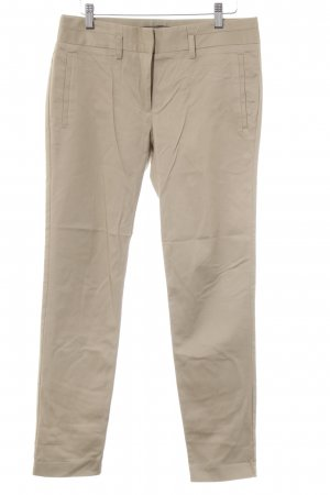 Zara Basic Cargohose camel Business-Look