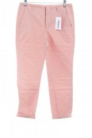 Zara Basic Chinohose apricot Business-Look
