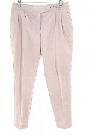 Zara Basic Chinohose beige Business-Look