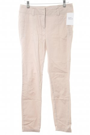 Zara Basic Chinohose beige-hellbeige Casual-Look