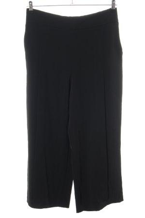 Zara Basic Culottes black casual look