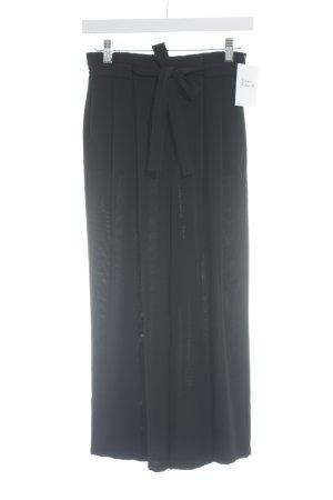 Zara Basic Culottes schwarz Elegant