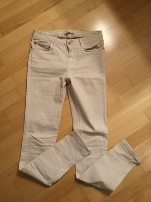 Zara Basic Denim Jeans GR. 36 wie Neu