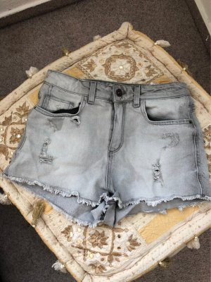 Zara Basic Denim Shorts