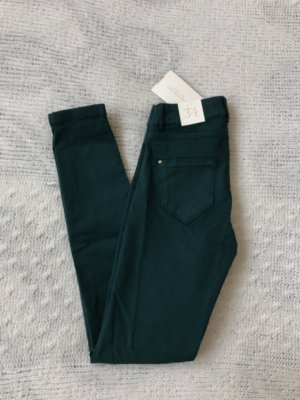 Zara Drainpipe Trousers multicolored