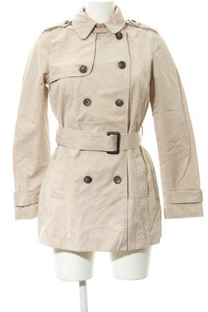 Zara Basic Dufflecoat mehrfarbig Brit-Look