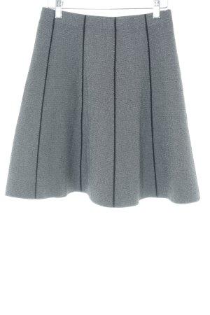 Zara Basic Glockenrock grau Elegant