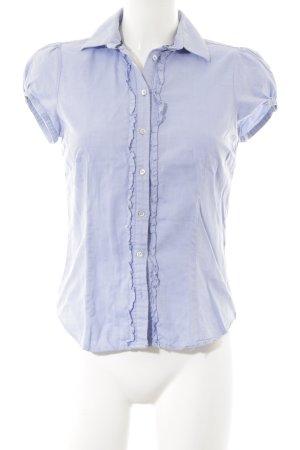 Zara Basic Hemd-Bluse Webmuster Elegant