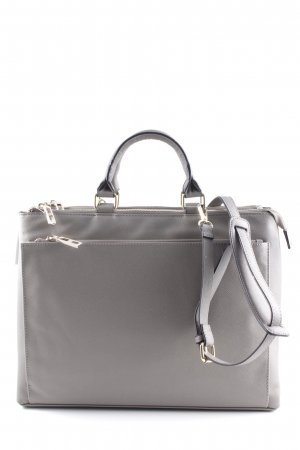 Zara Basic Carry Bag light grey casual look