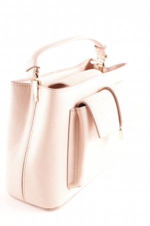 Zara Basic Carry Bag light pink casual look