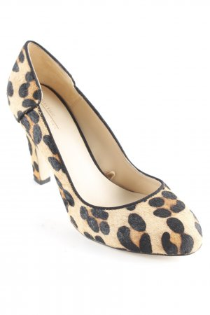 Zara Basic High Heels Leomuster extravaganter Stil