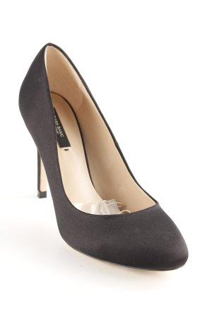 Zara Basic High Heels schwarz Elegant