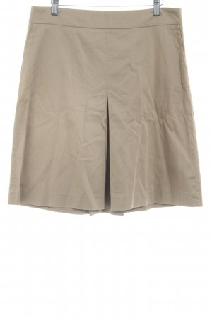 Zara Basic High Waist Rock beige Elegant