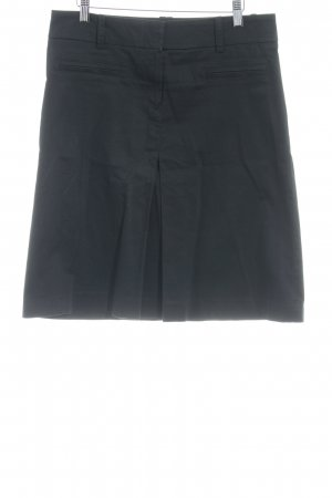 Zara Basic High Waist Rock schwarz Elegant