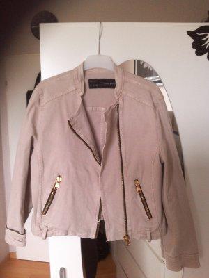 Zara Basic Jacke im Biker Style * L