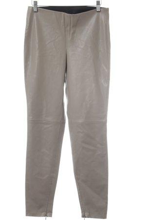 Zara Basic Jeggings grey brown casual look