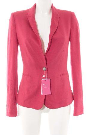 Zara Basic Jerseyblazer magenta Elegant