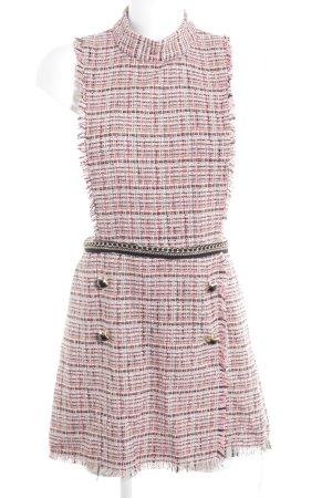 Zara Basic Jumpsuit Karomuster Casual-Look