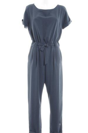 Zara Basic Jumpsuit petrol Elegant