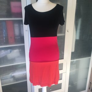 Zara Basic Kleid Colour Blocking Gr. XS