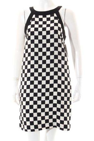 Zara Basic Kleid Karomuster