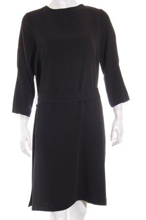 Zara Basic Kleid schwarz Elegant