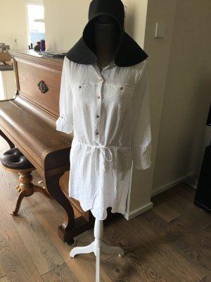 Zara Basic Kleid  Tunika Gr.S Top