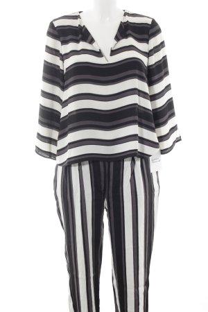 Zara Basic Kostüm mehrfarbig Casual-Look